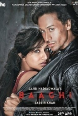 Baaghi - wallpapers.