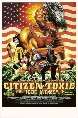 Citizen Toxie: The Toxic Avenger IV - wallpapers.