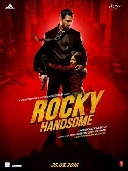 Rocky Handsome pictures.