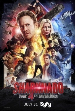 Sharknado 4: The 4th Awakens - wallpapers.