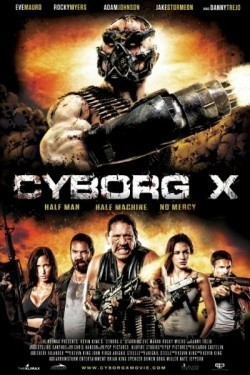 Cyborg X - wallpapers.