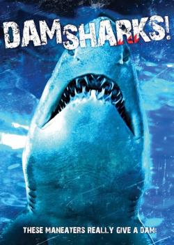 Dam Sharks - wallpapers.