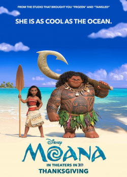 Moana - wallpapers.