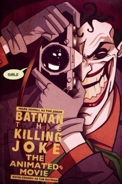 Batman: The Killing Joke pictures.
