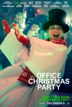 Office Christmas Party - wallpapers.