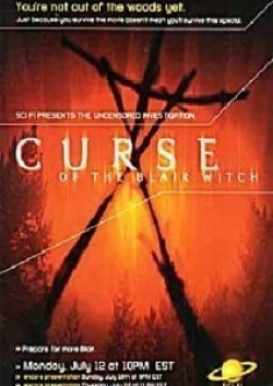 Curse of the Blair Witch pictures.