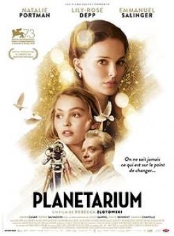 Planetarium pictures.
