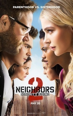 Neighbors 2: Sorority Rising - wallpapers.