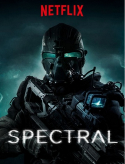 Spectral - wallpapers.