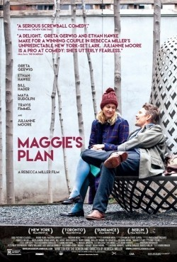 Maggie's Plan - wallpapers.