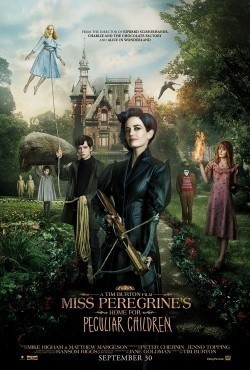 Miss Peregrine's Home for Peculiar Children - wallpapers.