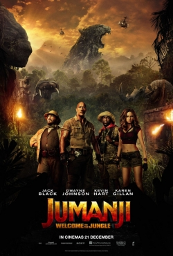 Jumanji: Welcome to the Jungle - wallpapers.