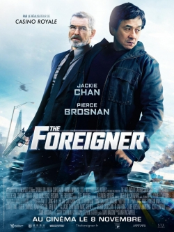 The Foreigner - wallpapers.