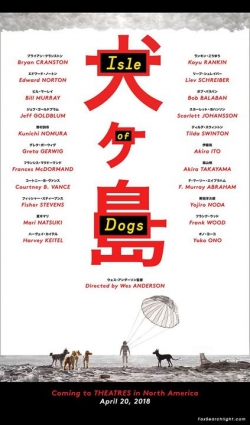 Isle of Dogs pictures.