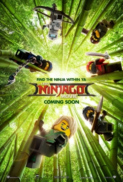 The LEGO Ninjago Movie - wallpapers.