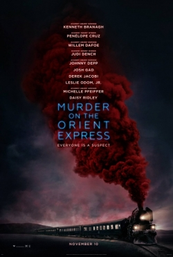 Murder on the Orient Express - wallpapers.