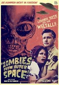 Zombies from Outer Space pictures.