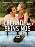 La blonde aux seins nus - wallpapers.