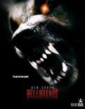 Hellhounds - wallpapers.