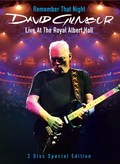 David Gilmour - Remember That Night - wallpapers.