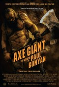 Axe Giant: The Wrath of Paul Bunyan - wallpapers.