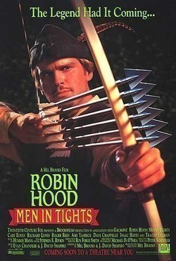 Robin Hood Men in Tights - wallpapers.