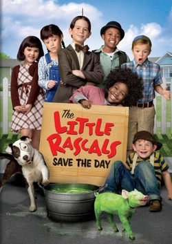 The Little Rascals Save the Day - wallpapers.