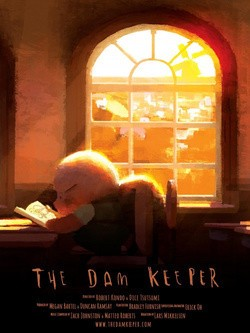 The Dam Keeper - wallpapers.