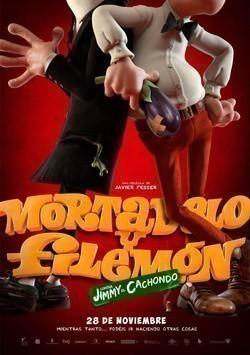 Mortadelo y Filemón contra Jimmy el Cachondo pictures.