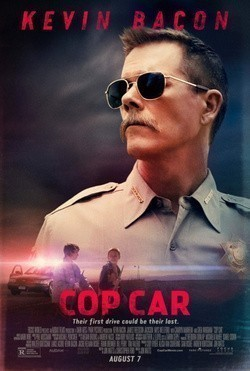 Cop Car - wallpapers.