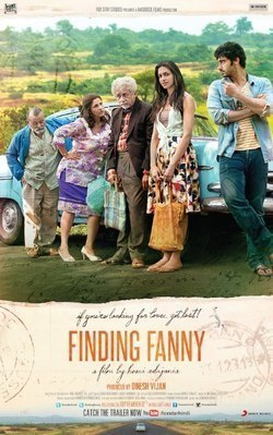 Finding Fanny - wallpapers.