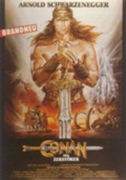 Conan the Destroyer - wallpapers.
