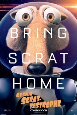 Cosmic Scrat-tastrophe - wallpapers.