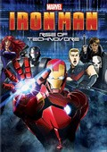 Iron Man: Rise of Technovore pictures.