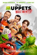 Muppets Most Wanted pictures.