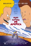 Beavis and Butt-Head Do America - wallpapers.
