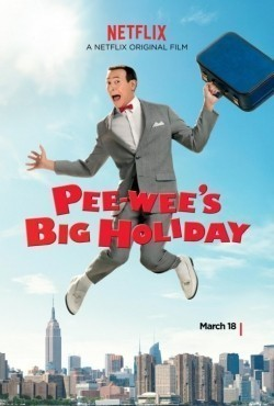 Pee-wee's Big Holiday pictures.
