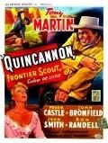 Quincannon, Frontier Scout - wallpapers.